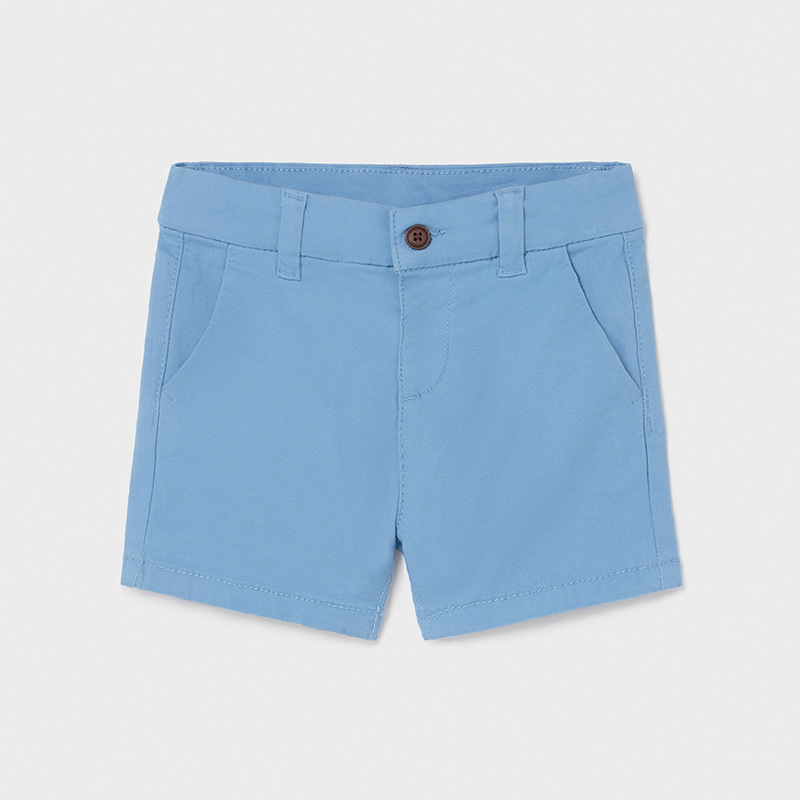 MAYORAL BABY BOY Chino Shorts 'Sky' 207-081
