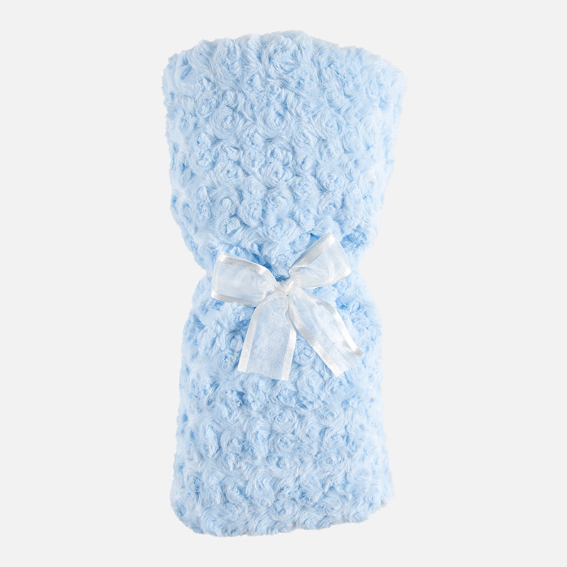 MAYORAL BABY Blanket Blue 19033-80