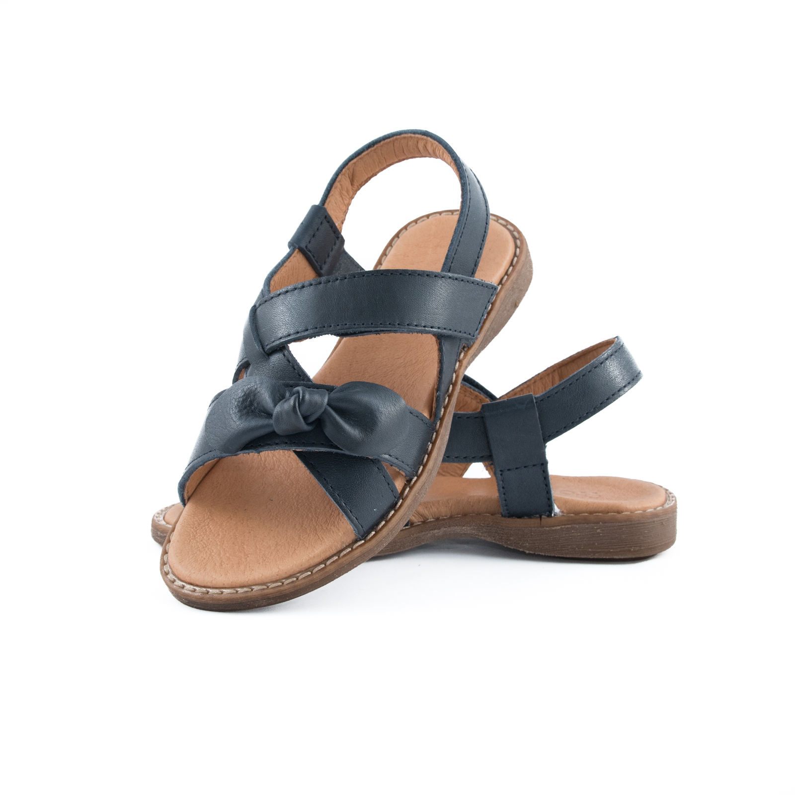 FRODDO Girls Sandals Navy G3150133-5 NOW £35