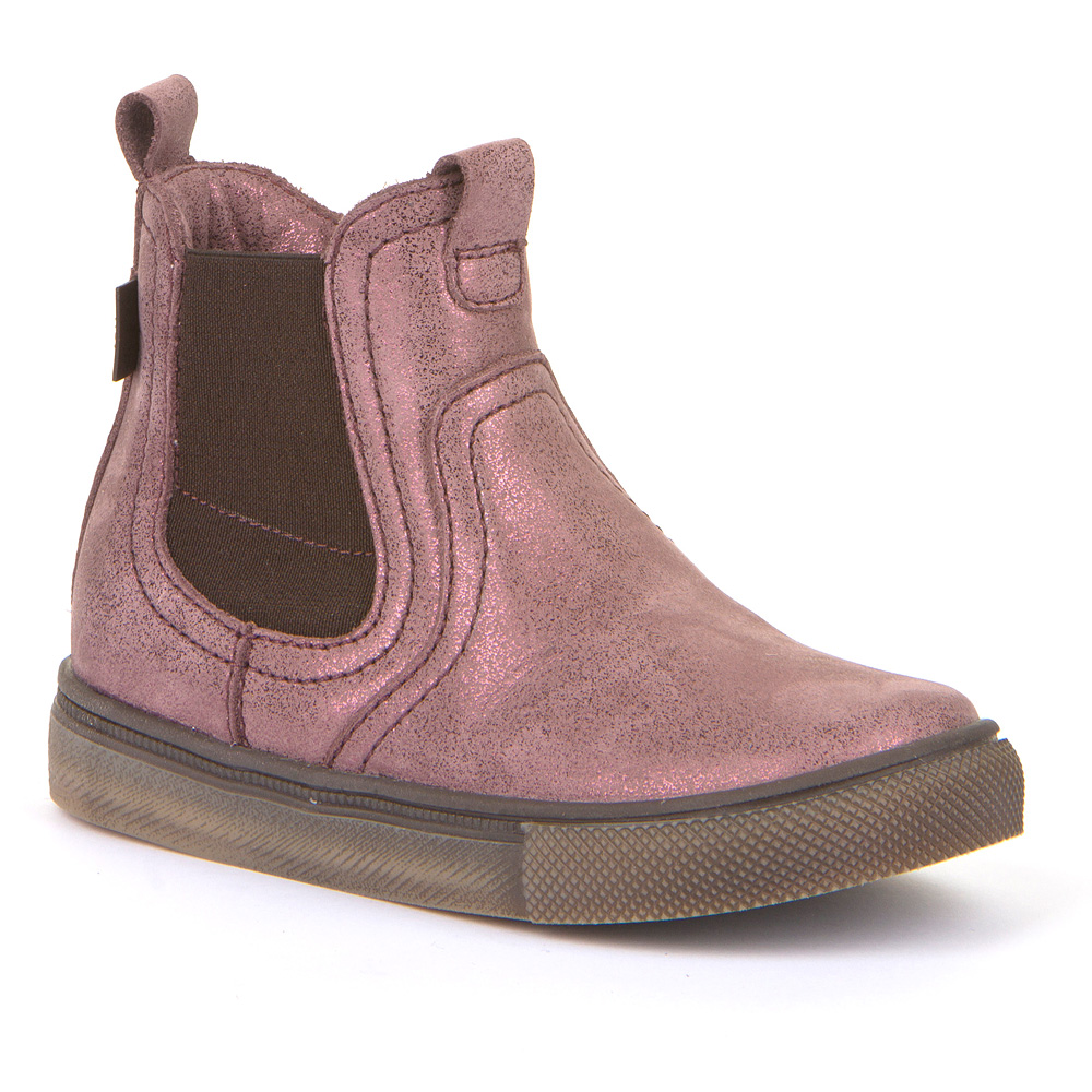 FRODDO Girls Boots Waterproof Dark Metallic Pink G3160130-5 NOW £39.95