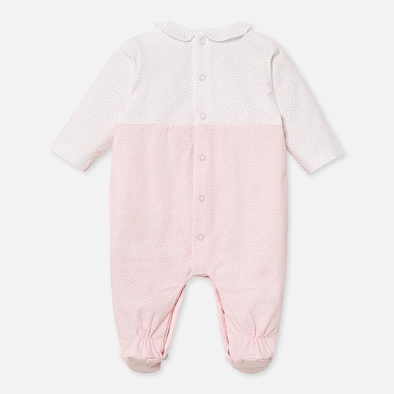 MAYORAL BABY Girl Long pyjamas Pink 1752-011. Before £17.95