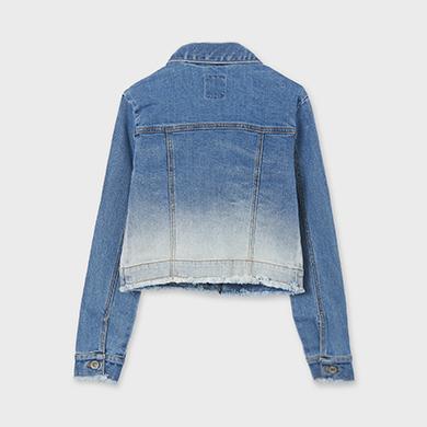 MAYORAL TEEN GIRL Denim jacket 6470-058 NEW SEASON