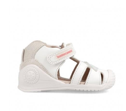 BIOMECANICS Girls Closed Sandals  Star 202127 NOW £27