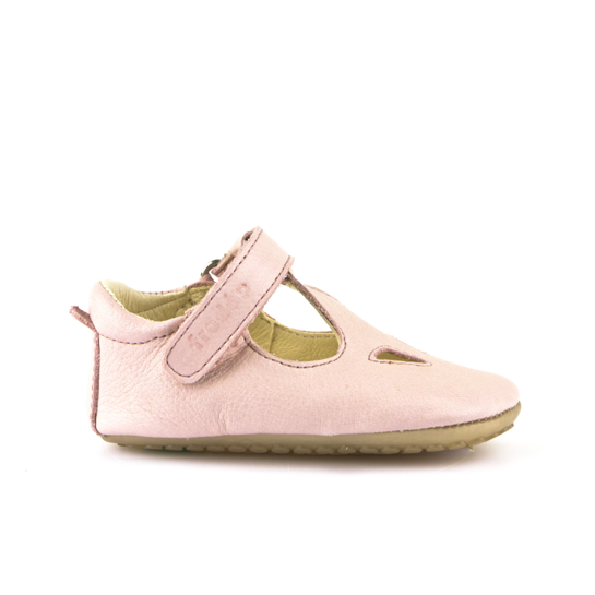 FRODDO Baby Soft Pink T-bar G1130006-1. Before £29