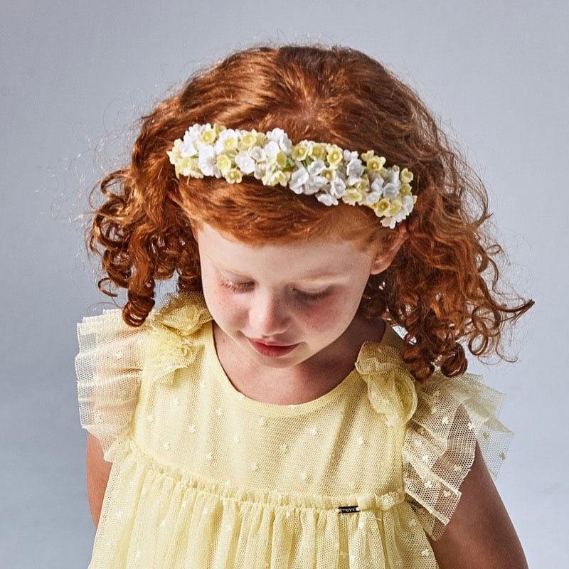MAYORAL GIRLS Flower Hairband 10069-017