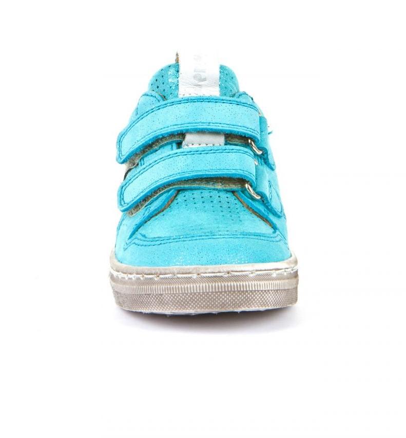 FRODDO GIRLS Turquoise Trainers G2130230-11