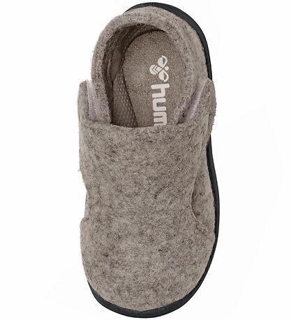 HUMMEL Wool Slipper Beige 210381-9296