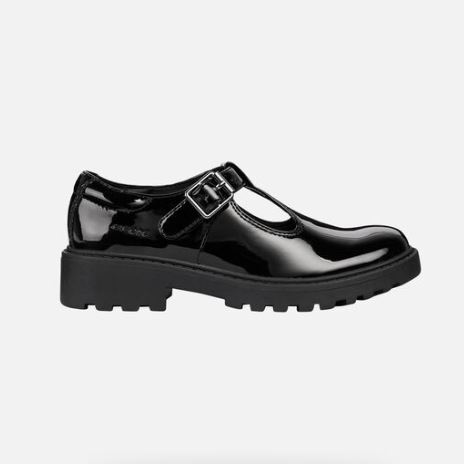 School Shoes GEOX Girls J Casey G.E J8420E