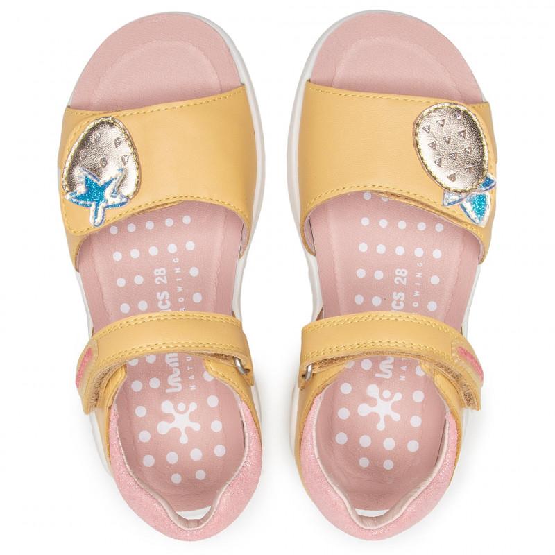 BIOMECANICS GIRLS 'Pineapple' Sandals 212163A