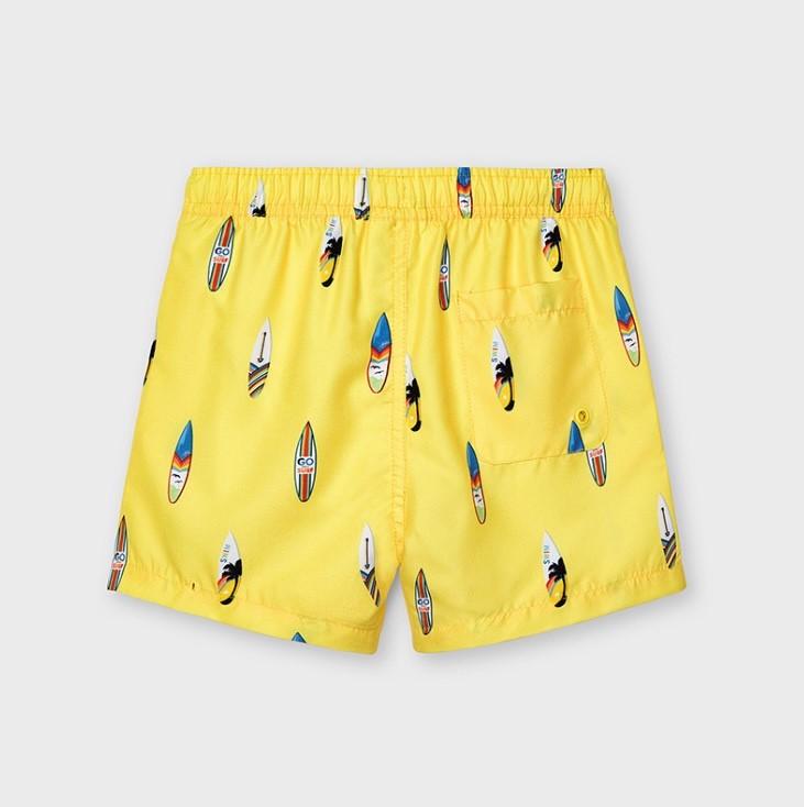 MAYORAL BOYS Printed Swimming Trunks 'Splash' 3648-083