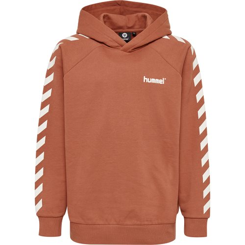 HUMMEL Girls Teens Hoodie Salmon Pink 206532-3071 NOW £14.95