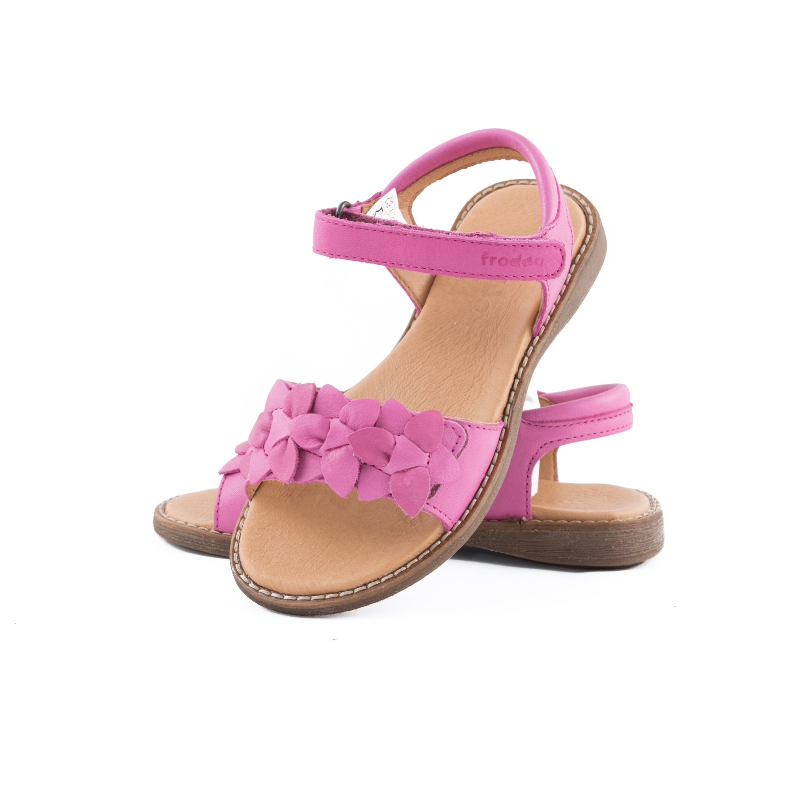 FRODDO Girls Sandals Fuchsia G3150128 NOW £35