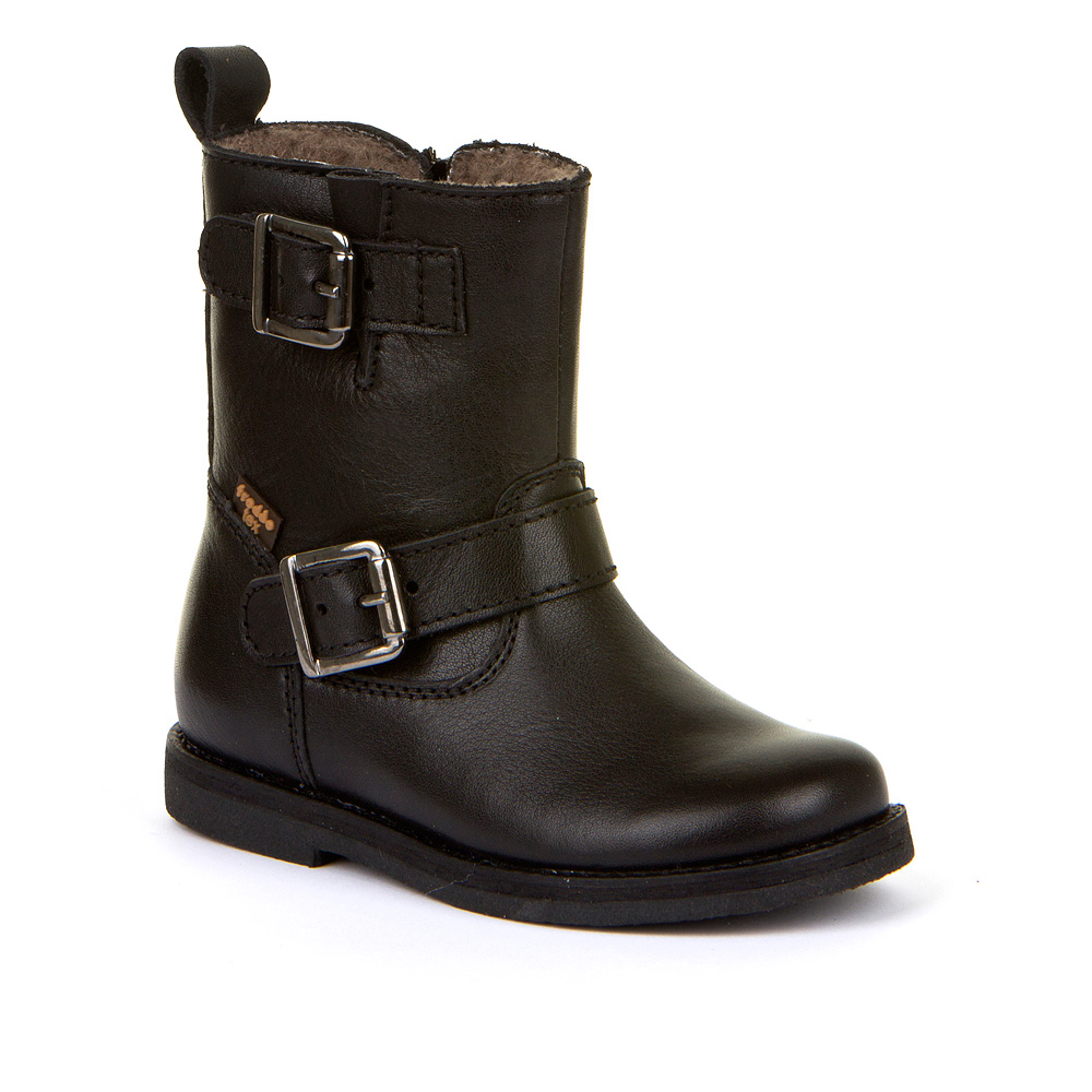 FRODDO Girls Black Boots G3160121-3 NOW £42.95