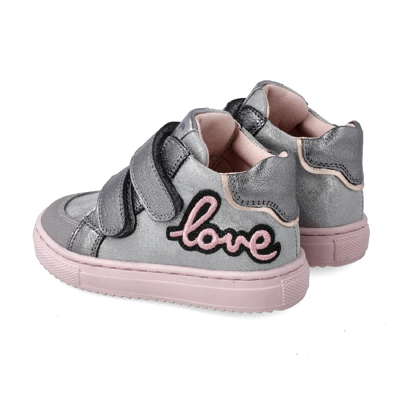 "GARVALIN Chrome and Pink ""Love"" 201361-B"