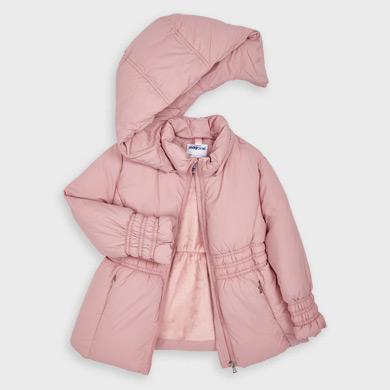 MAYORAL Girls Coat Pale Pink 415-096