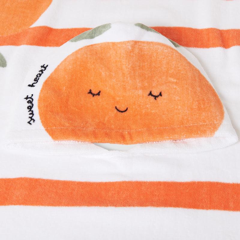MAYORAL BABY GIRL Towel with Hood 9926-057