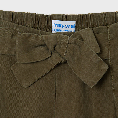 MAYORAL TEEN GIRL Ecofriends Flowing Trousers with Pockets 6544-052 NEW SEASON