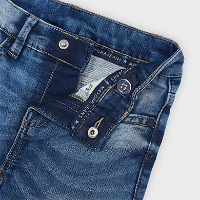 MAYORAL Boys Jeans Blue 4531-015 NOW £12