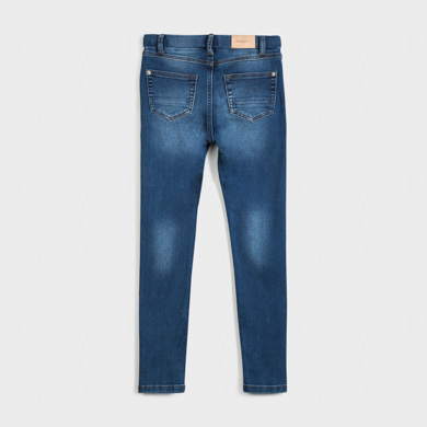 MAYORAL TEEN GIRL Super Skinny Jeans Blue 578-067