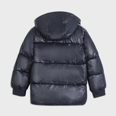 MAYORAL Boys Waterproof Coat NUKUTAVAKE Deep Blue  7467-095