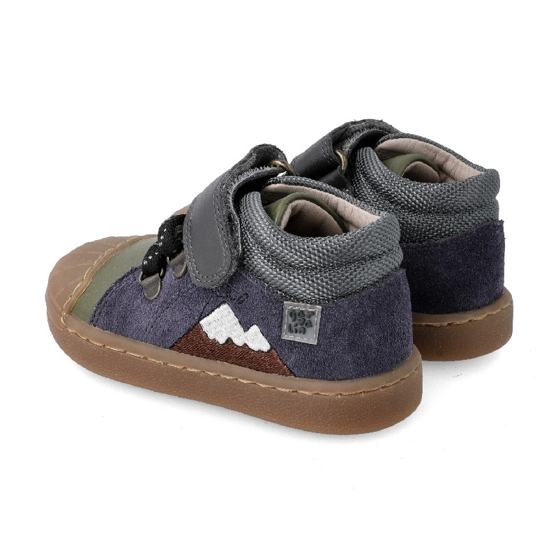 "GARVALIN Boys Ankle Boots ""Mountains"" 201342-A NOW £33.50"