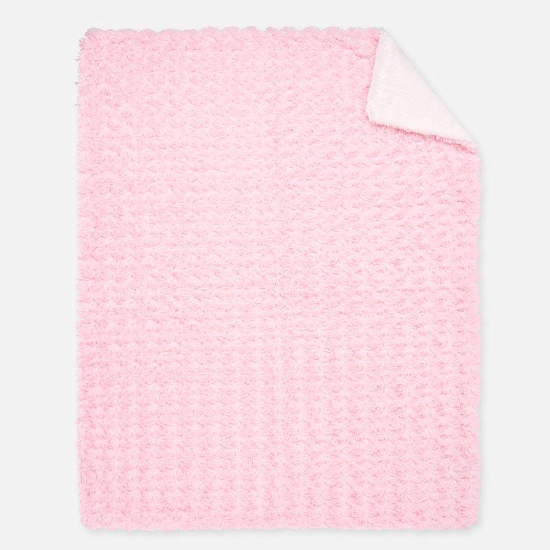 MAYORAL BABY Blanket Pink 19033-078