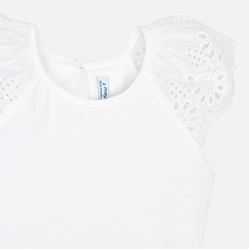MAYORAL GIRLS T-Shirt Plain 3023-078 NEW SEASON