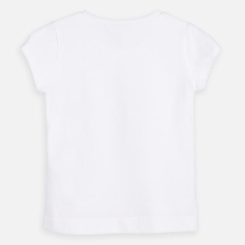 MAYORAL GIRLS Short Sleeved T-Shirt 3013-041