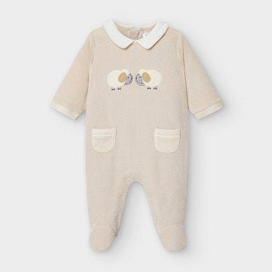 MAYORAL Baby Pyjamas. Marzipan 2764-037