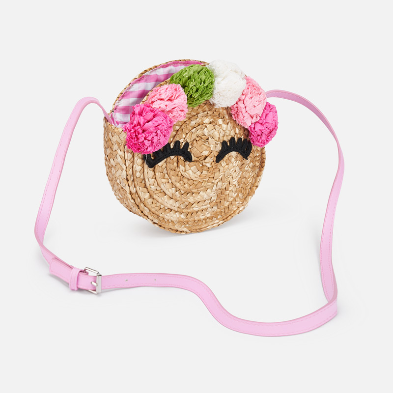 MAYORAL GIRLS Flower Bag 10077-012