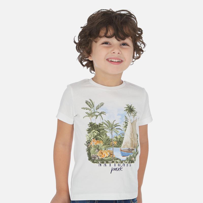 MAYORAL BOYS T-Shirt 'Tigers' 3050-094