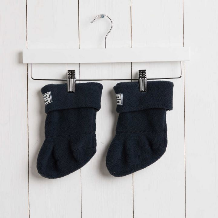 GRASS AND AIR ACCESSORIES Navy Welly Boot Sock