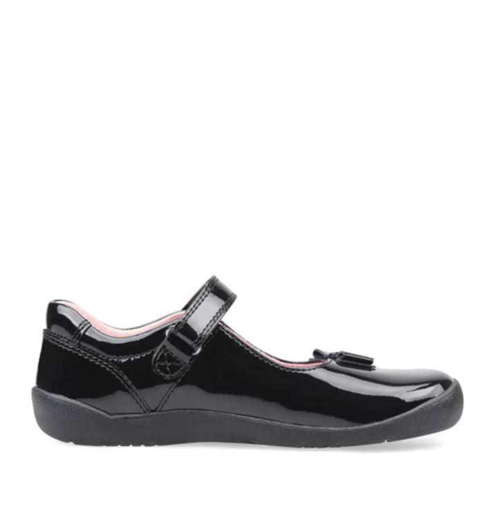 School Shoes START RITE GIRLS 'Giggle' Patent 2799-3