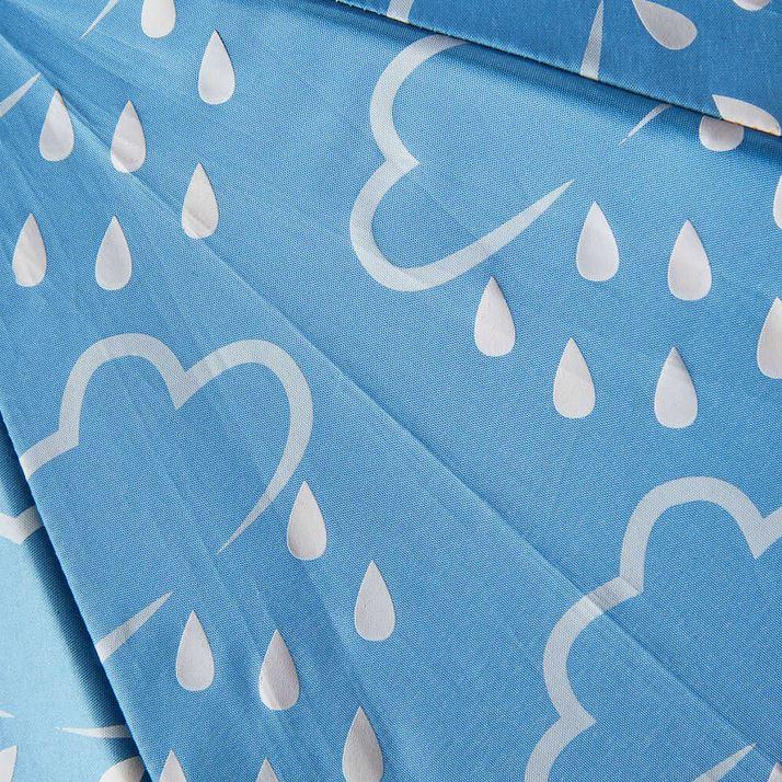GRASS AND AIR Revealing Colours Umbrella - Blue