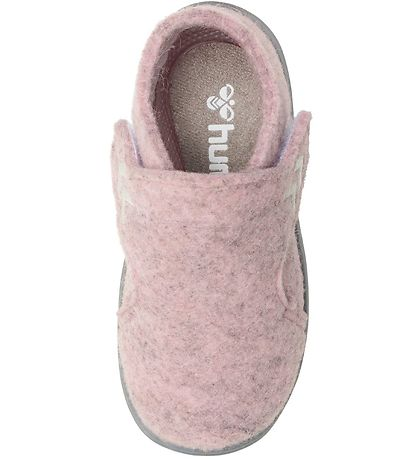 HUMMEL Wool Slipper Rose 210381-3005