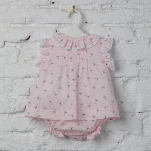 LAPEKI Baby Dandelion Dress