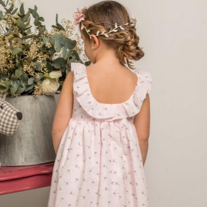 LAPEKI GIRLS Dandelion Dress