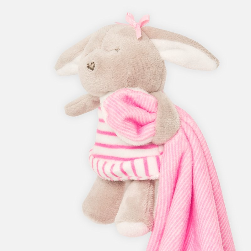 MAYORAL BABY Gugu Bunny Flower Pink 9688-44