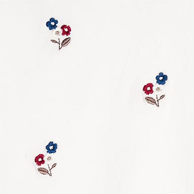 MAYORAL GIRLS T-Shirt 'Little Flowers' 4065-019