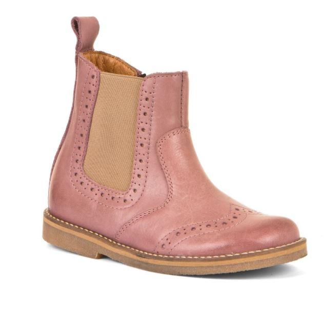 FRODDO Chelsea Boots Pink G3160142-10
