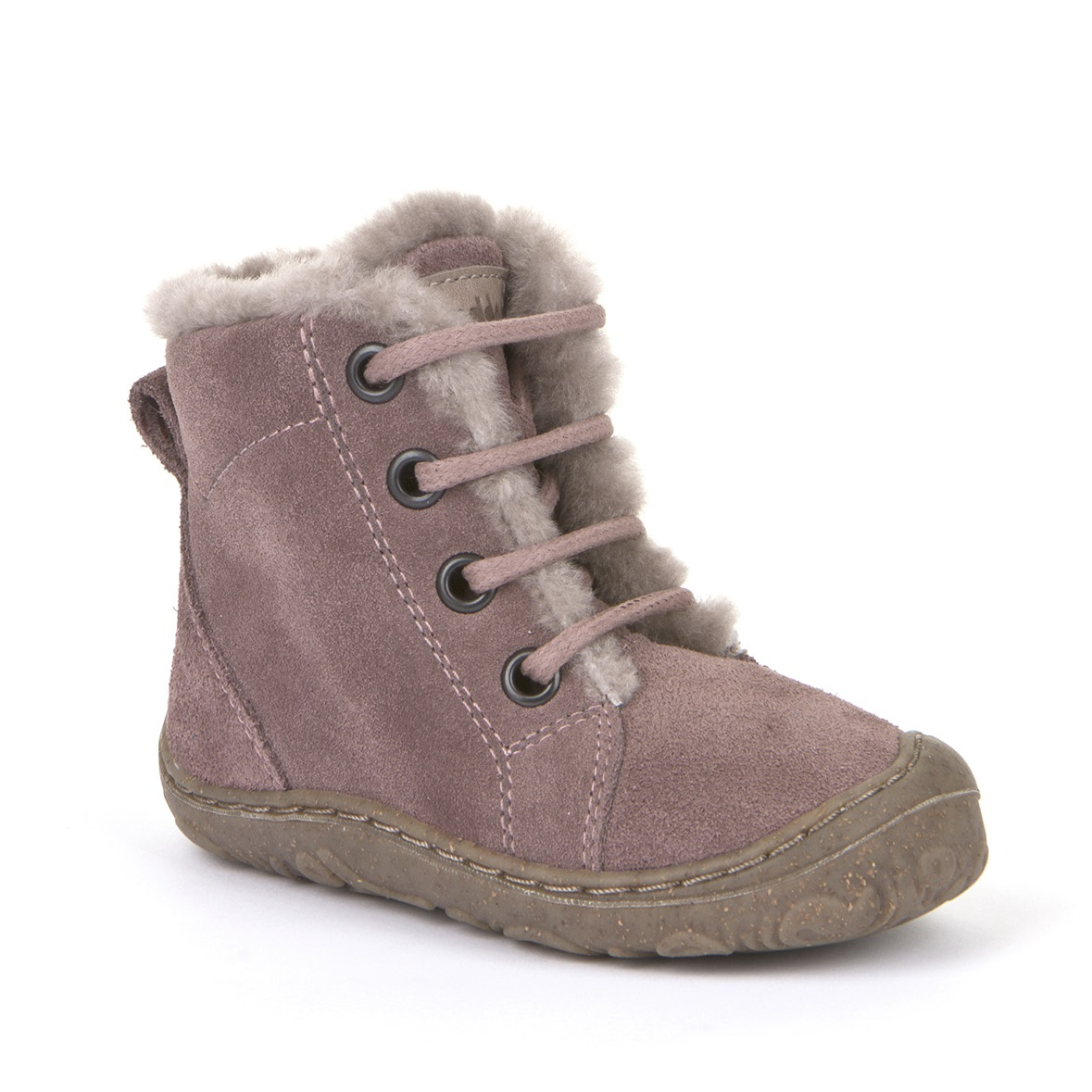FRODDO Girls Boots Fur-lined Pink G2110091 NOW £34.95