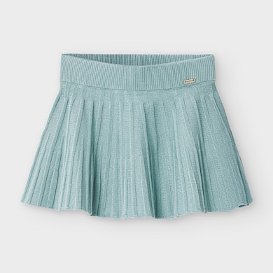 MAYORAL Baby Girl Teal Skirt Jade 2938-055