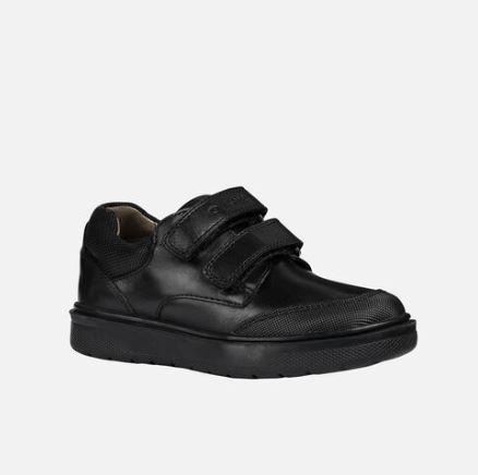 School Shoes GEOX Boys J Riddock B.F  J847SF