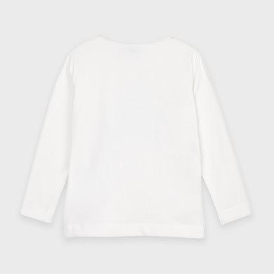 MAYORAL Girls T-shirt Teal 4060-091
