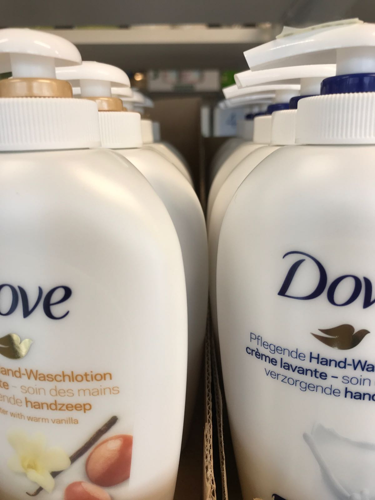 Dove handtvål 250ml Glowing Ritual