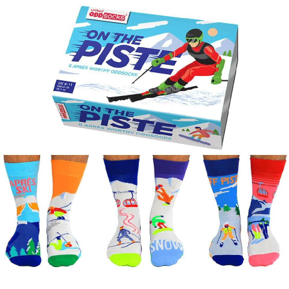On The Piste Sock Gift Set
