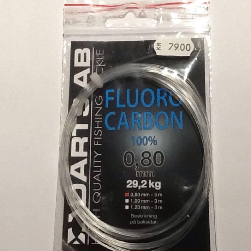Darts fluoro carbon 0,80