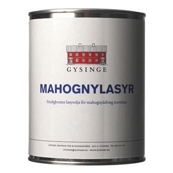 Mahognylasyr 1 L - Gysinge