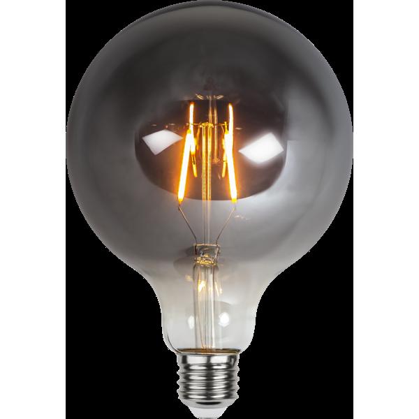 LED-lampa E27 Plain Smoke