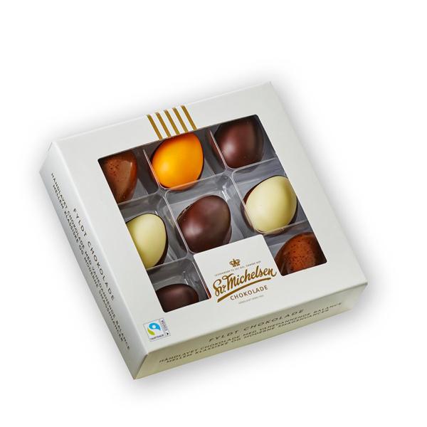 Chokladägg – 9 st